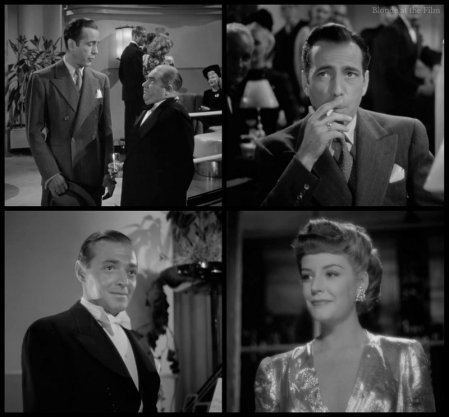 All Through the Night Brophy Bogart Lorre Verne club