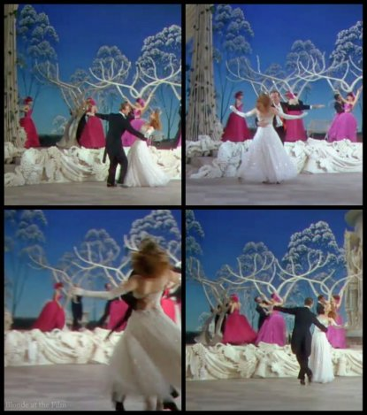 Ziegfeld Follies Bremer Astaire mistake