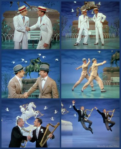 Ziegfeld Follies Kelly Astaire 2