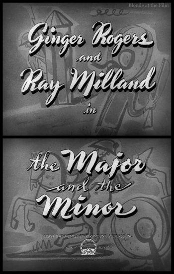 Major Minor titles