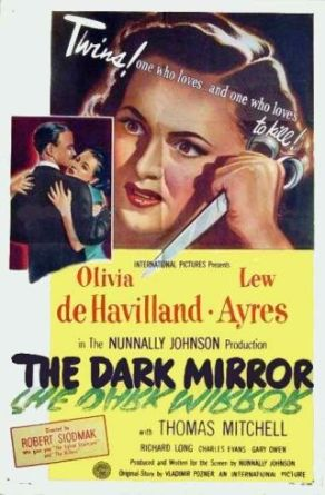 via: https://en.wikipedia.org/wiki/The_Dark_Mirror_(film)#/media/File:The_dark_mirror_vhs_cover.jpg