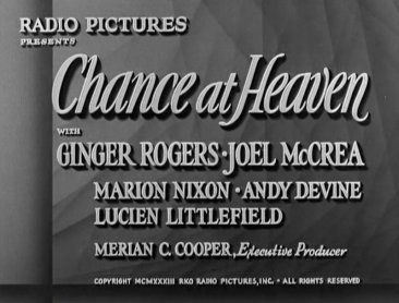 Chance at Heaven 1