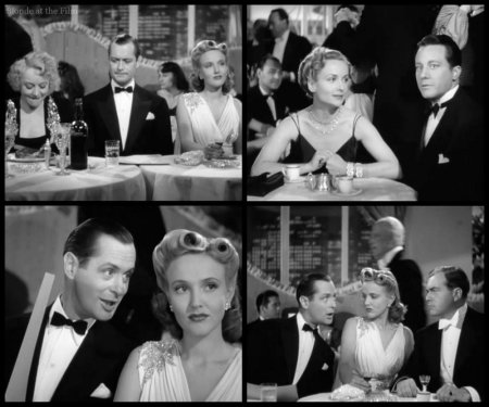 Mr and Mrs Smith Lombard Montgomery club
