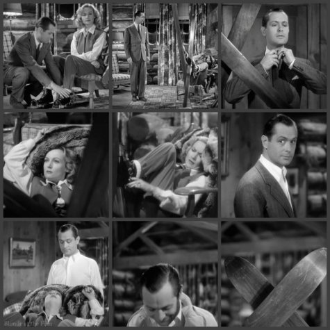 Mr and Mrs Smith Lombard Montgomery end