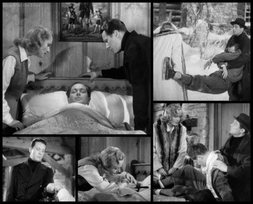 Mr and Mrs Smith Montgomery Lombard Raymond sick