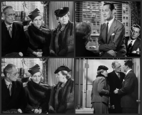 Mr and Mrs Smith Raymond Montgomery Lombard office