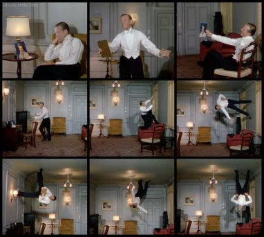 Royal Wedding Astaire ceiling