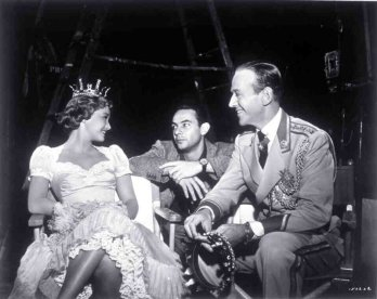 Donen with Powell and Astaire via: http://www.tcm.com/tcmdb/title/2942/Royal-Wedding/#tcmarcp-142315