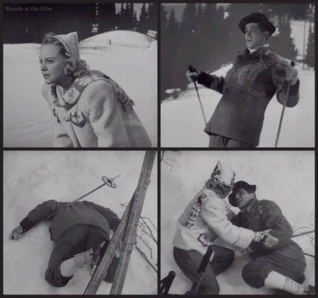 Everything Happens Henie Cummings ski