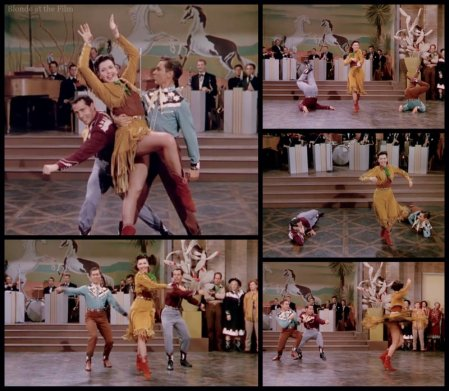 Texas Carnival Miller dance