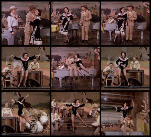 Texas Carnival Miller Skelton dance