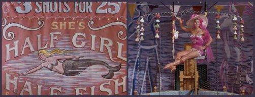 Texas Carnival Williams fish