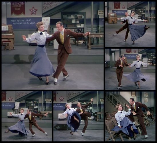 Belle New York Astaire Ellen dance 2