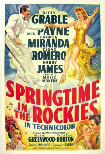 via: http://www.doctormacro.com/Movie%20Summaries/S/Springtime%20in%20the%20Rockies%20(1942).htm Unless otherwise noted, all images are my own.