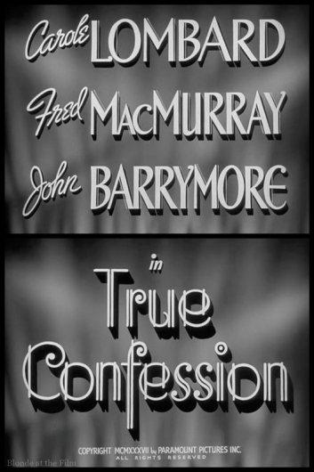 True Confession titles