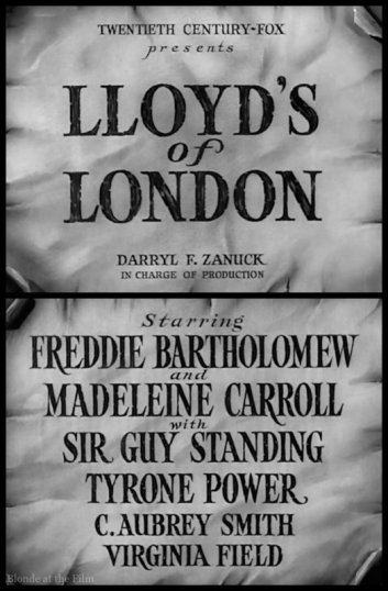 Lloyds titles