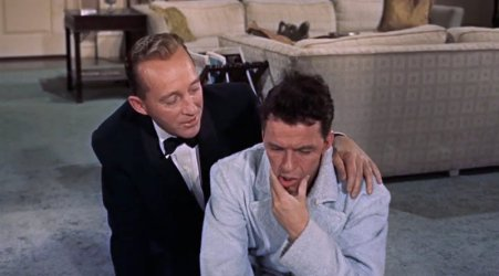 High Society: Frank Sinatra and Bing Crosby