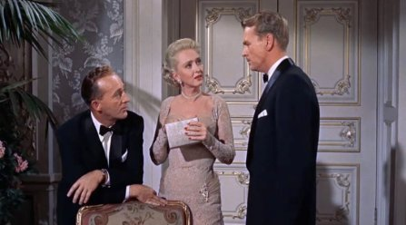 High Society: Celeste Holm, John Lund, and Bing Crosby
