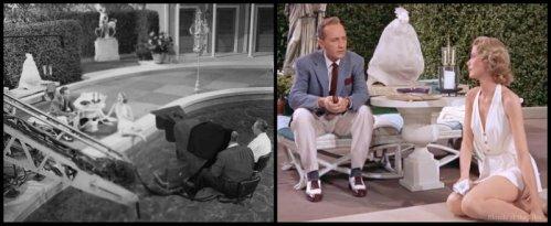 High Society: Grace Kelly and Bing Crosby
