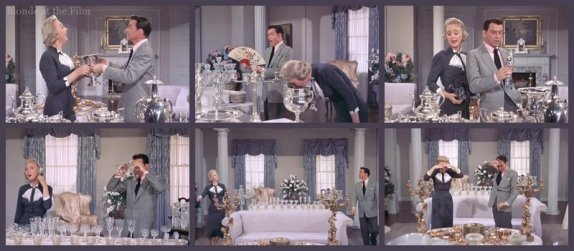 High Society: Celeste Holm and Frank Sinatra