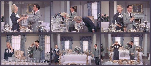 High Society: Celeste Holm and Frank Sinatra