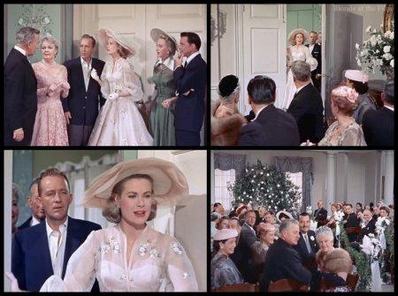 High Society: Grace Kelly, Bing Crosby, Frank Sinatra, and Celeste Holm