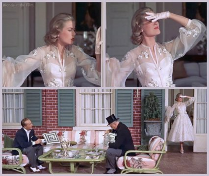 High Society: Grace Kelly, Bing Crosby, and Louis Calhern