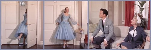 High Society: Grace Kelly, Celeste Holm, and Frank Sinatra