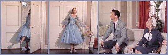 High Society: Grace Kelly, Celeste Holm, and Frank Sinatra