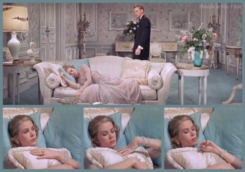 High Society: Grace Kelly and John Lund