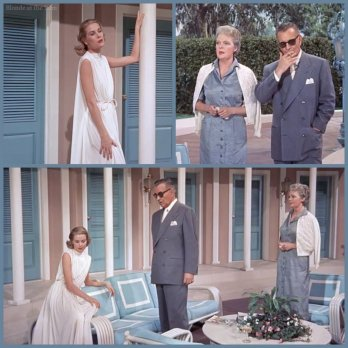 High Society: Grace Kelly, Sidney Blackmer, and Margalo Gillmore