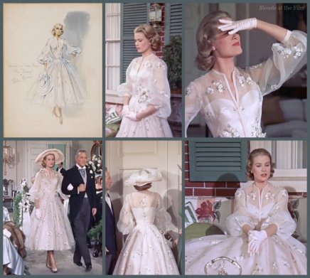 High Society: Grace Kelly in a Helen Rose costume