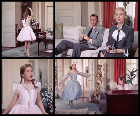 High Society: Grace Kelly, Celeste Holm, Lydia Reed, and Frank Sinatra