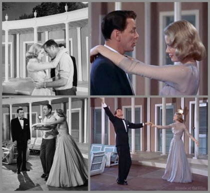 High Society: Grace Kelly and Frank Sinatra with Charles Walters