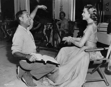 High Society: Grace Kelly and Charles Walters