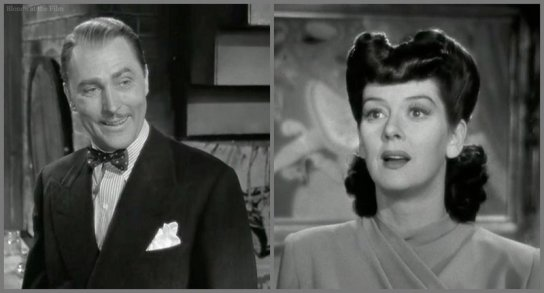 My Sister Eileen: Rosalind Russell and Brian Aherne