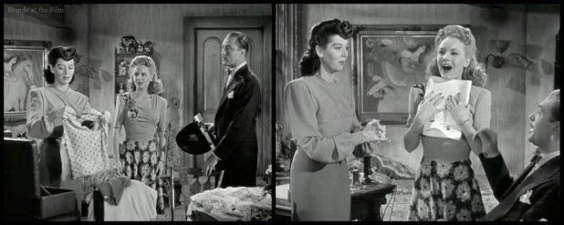 My Sister Eileen: Rosalind Russell, Janet Blair, and Brian Aherne