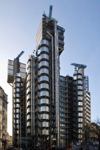 The Lloyd's Building via: https://www.lloyds.com/lloyds/about-us/the-lloyds-building/images-of-the-lloyds-building/exterior-images
