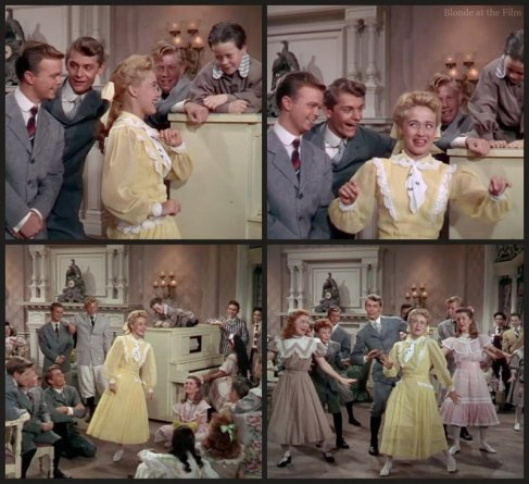 Two Weeks with Love: Jane Powell, Debbie Reynolds and Carleton Carpenter