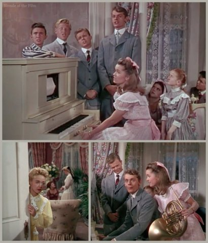 Two Weeks with Love: Debbie Reynolds, Jane Powell, and Carleton Carpenter
