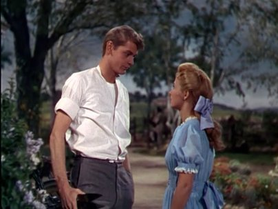 Two Weeks with Love: Jane Powell and Carleton Carpenter