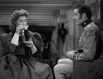 Pride and Prejudice: Greer Garson and Edward Ashley