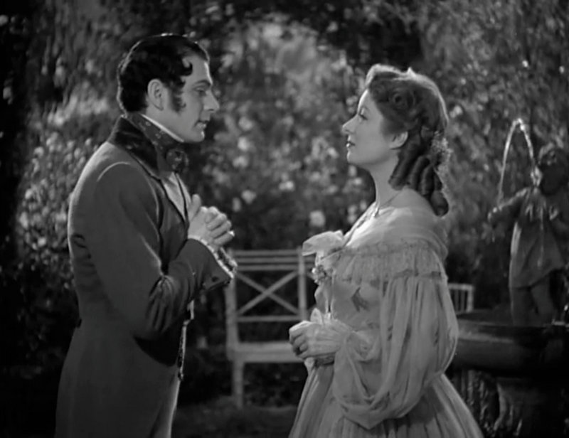 Pride and Prejudice: Greer Garson and Laurence Olivier