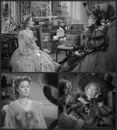 Pride and Prejudice: Greer Garson and Edna May Oliver