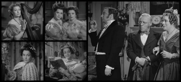 Pride and Prejudice: Greer Garson and Melville Cooper