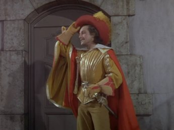 The Three Musketeers: Gene Kelly