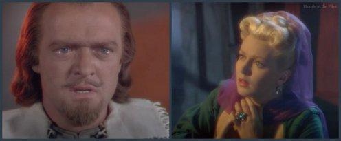 The Three Musketeers: Van Heflin and Lana Turner