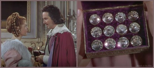 The Three Musketeers: Angela Lansbury and John Sutton