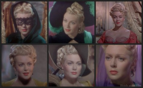 The Three Musketeers: Lana Turner