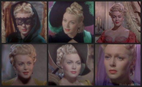 The Three Musketeers: Lana Turner